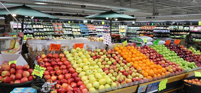Hollywood Markets Madison heights Grocery Store - Produce