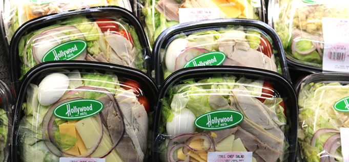 Hollywood Markets Madison heights Grocery Store - Salads