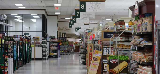 Hollywood Markets Rochester Grocery Store - Aisles
