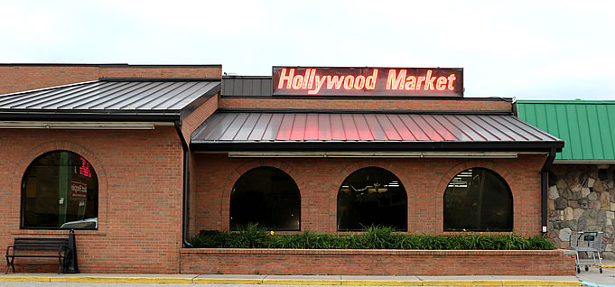Hollywood Markets Troy Grocery Store - Storefront